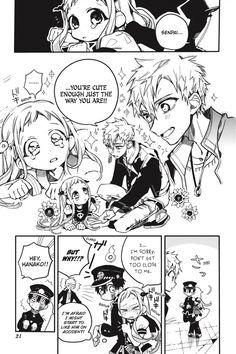 Jiboku shounen no Hanako-kun ch 26 // Kou-kun got bigger? Cartoon Drawings, Cute Drawings, Storyboard, Chibi, Japanese Film, Manga Sites, Anime Kawaii, Free Manga, Manga To Read