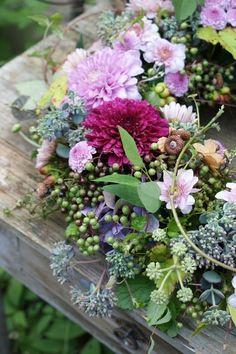 Beautiful Flower Wreath