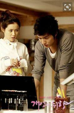 Personal Taste (개인의 취향) with Lee Min Ho Jung So Min, Korean Drama Movies, Korean Actors, Korean Dramas, Kdrama, Live Action, Lee Min Ho Movies, Lee Min Ho Boys Over Flowers, Playful Kiss