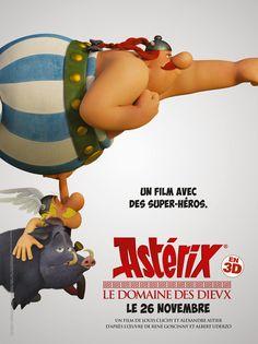 My Sweet Cinéma: Astérix : Le Domaine Des Dieux