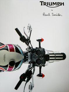 Paul Smith for Triumph