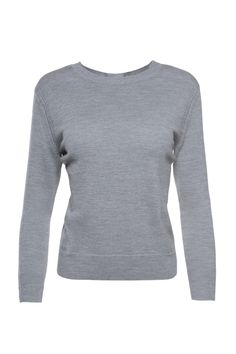 MARC JACOBS Embroidered Classic Knit Crew Neck Sweater. #marcjacobs #cloth #