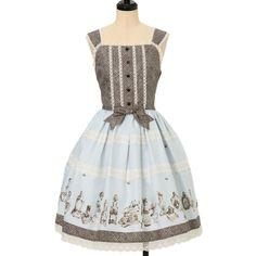 Innocent World ☆ ·. . · ° ☆ antique perfume bottle jumper skirt https://www.wunderwelt.jp/products/%EF%BD%97-13795 ☆ ·.. · ° ☆ How to order ☆ ·.. · ° ☆ http://www.wunderwelt.jp/user_data/shoppingguide-eng ☆ ·.. · ☆ Japanese Vintage Lolita clothing shop Wunderwelt ☆ ·.. · ☆