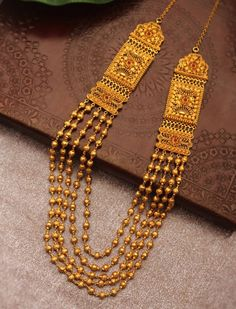 Gold Jewelry From Egypt Gold Mangalsutra Designs, Gold Jewellery Design, Silver Jewellery, Gold Jewelry Simple, Indian Jewelry, Kerala Jewellery, Pakistani Jewelry, Look Chic, Jewelry Patterns