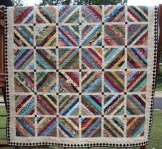 Scrap Quilts! How to use up all the leftovers in yet, another, creative project!