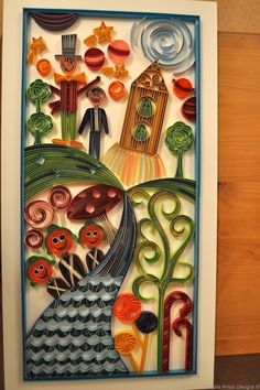 Natalie Amos Designs | Card Quilling