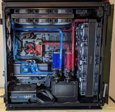PC Watercooling Water Cooling, Internet, Community, Places, Capri, Lugares