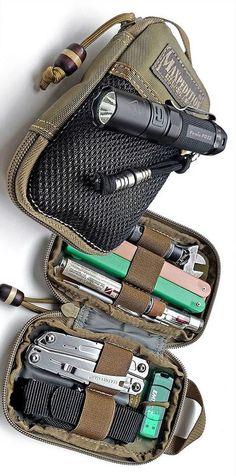 Maxpedition EDC Micro Pocket Organizer Everyday Carry Gear @aegisgears