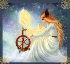 Frigga, Norse Goddess