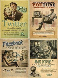 Les xarxes socials fa més de60 anys, segons Coca Cola