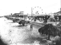 Jax Beach 1950s