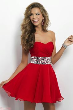 Homecoming DressParty Dress by BLUSH for Alexia9683Jewels Rock!
