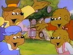i adored these books as a kid! The Berenstain Bears