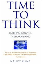 """Catherine Hodgson recommends Time to Think: Listening to Ignite the Human Mind: """"Question: What are your must-read books for business leaders? Answer: Time to Think by Nancy Kline and Thrive by Ariana Huffington. Got Books, Books To Read, Coaching, Best Self Help Books, Think, Human Mind, What To Read, Self Development, Personal Development"""