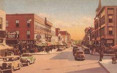 Vintage Burlington Vermont