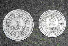 Old Money, My Precious, Coin Collecting, My Childhood, Coins, France, Memories, Personalized Items, Vintage