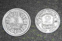 Nos anciens francs... ou francs Bonaparte, disparus le 1er janvier 1960 pour laisser la place aux francs Pinay - http://2doc.net/bsd30