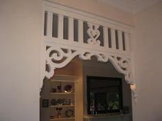 Browse photos from Classic Woodturning Edwardian Haus, Edwardian Hallway, Sofa Bed For Small Spaces, Queenslander House, Interior Door Trim, British Colonial Style, Moldings And Trim, Hallway Decorating, Living Room Grey