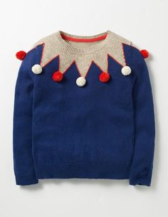 Get cosy with our range of knitwear for girls at Boden. Shop our collection of cardigans, winter-ready knits and colourful jumpers for ages 0 to 16 years. Ugly Christmas Jumpers, Western Tops, Girls Sweaters, Ugly Sweater, Baby Knitting Patterns, Winter Dresses, Pulls, Girl Outfits, Girls Dresses