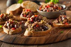 Make Gourmet Vegan Olive Tapenade in a Flash
