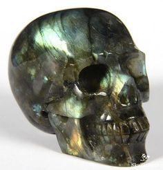 Mineral skulls - Imgur