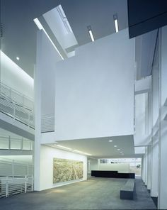 foto interior do Museum Frieder Burda in Baden-Baden