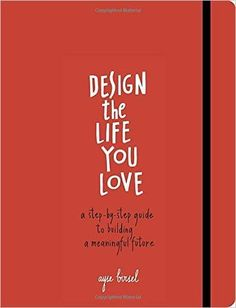 Design the Life You Love: A Step-by-Step Guide to Building a Meaningful Future by Ayse Birsel (Bargain Books)