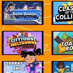"""Hero Elementary offers a ton of free online science games for your little heroes! From """"Super Shadow Detective"""" to """"Crash of the Collissions,"""" get ready for hours of fun and hours of SCIENCE! 😃💥 Speaking of learning and fun, be sure to check out our sponsors, ABCmouse, for more at-home activities with their online platform at www.abcmouse.com! Science Games For Kids, Super Shadow, Abc Mouse, Home Activities, Learning, Detective, Fun, Platform, Check"""