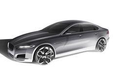 Gashetka | Transportation Design | 2015 | Jaguar XF | Design Development: Exterior...