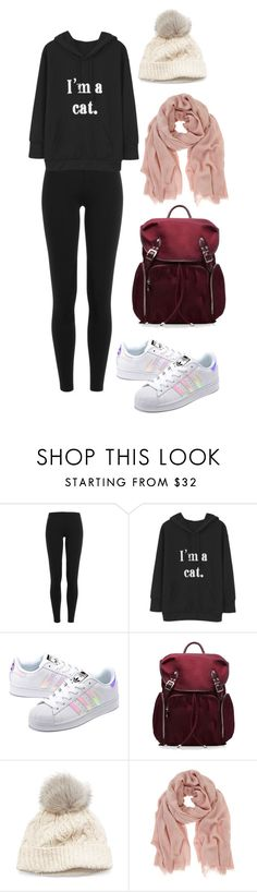 """""""Fall Collection 2016"""" by rebeca-frausto on Polyvore featuring Polo Ralph Lauren, adidas Originals, M Z Wallace, SIJJL y Mint Velvet"""