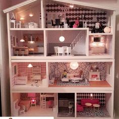 "75 Likes, 12 Comments - Lundby Australia (@lundby_aust) on Instagram: ""And now for something different! How gorgeous is this! Don't those lights make an impact? #repost…"""