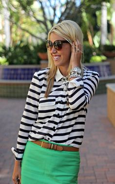 Stripes and Brights!