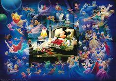 Dreaming of Disney... :)
