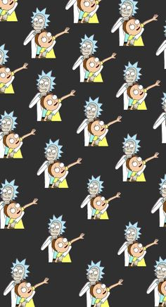 Wallpaper - Famous Last Words Wallpapers Geeks, Dope Wallpapers, Cute Wallpaper Backgrounds, Aesthetic Iphone Wallpaper, Disney Wallpaper, Cartoon Wallpaper, Cool Wallpaper, Rick And Morty Time, Rick I Morty
