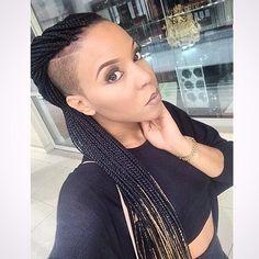 """@lolaoj dip dye braids!!!! Look how flawless this beautys braids!!!"" Photo taken by @braidsgang on Instagram, pinned via the InstaPin iOS App! http://www.instapinapp.com (11/29/2014)"