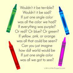 crayons diversity activity                                                                                                                                                                                 More