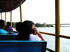 Petrolina: capital do vale do São Francisco. barcas do sao francisco.