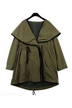 Modekungen Khaki Jacket