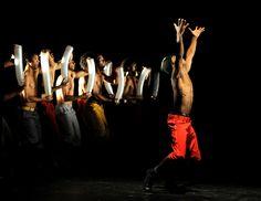 A pocos días para el lanzamiento nacional de la 1ra. Bienal Internacional de Danza de Cali