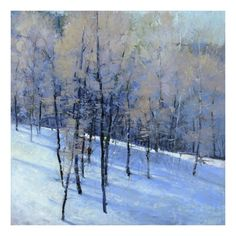Winter Morning I by Kim Coulter