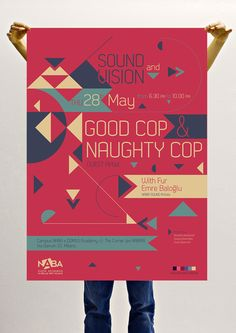Sound by Giulia Ripamonti, via Behance