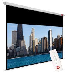 Ekran projekcyjny AVTek Electric Video 195x146 MW http://e-tablice.com
