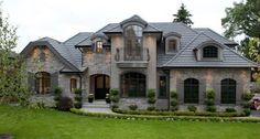 Beautiful house design, Michigan L