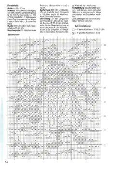 Kira scheme crochet: Scheme crochet no. 975