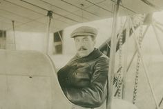 Vintage Meurisse photograph. Pierre Landron held french pilot license No 419 - Size (inches): about 5x7 - Date: ca 1911 - Location: France - Condition: Silver print, Good to very good condition, light creases. - Sellers reference: Z00159