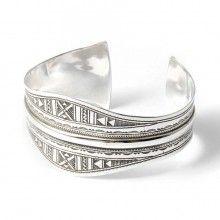 Bracelet argent ethnique touareg - Silver touareg bracelet Tenue Orientale,  Pendentif Argent, Bijoux Argent e9c14c5e033