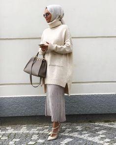 Hijab Fashion | Nuriyah O. Martinez | 6,779 vind-ik-leuks, 140 reacties - Betül Gedik (@bbtlb) op Instagram: '✨ @toucheofficial'