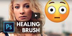 Tutorial: Photoshop Healing Brush   https://detepe.sk/tutorial-photoshop-healing-brush?utm_content=bufferb38e2&utm_medium=social&utm_source=pinterest.com&utm_campaign=buffer