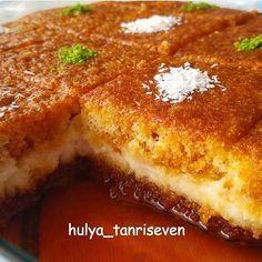 10 Minuets : A delicious dessert recipe . Turkish Recipes, Ethnic Recipes, Hungarian Cake, Turkish Sweets, Arabic Sweets, Middle Eastern Desserts, Delicious Desserts, Yummy Food, Iftar