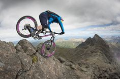 Have you checked out the new Danny MacAskill video - The Ridge?! It's insane! http://youtu.be/xQ_IQS3VKjA